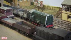 Brilliant Bawdsey OO gauge model railway layout