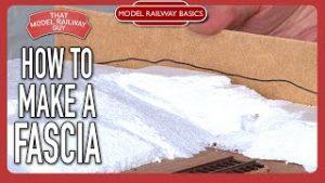 How To Make A Fascia – Model Railway Basics: Episode Five