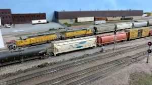 Train Ops MPRLA Part 1. Model Train Layout Built for Operations and Realism. Season 2019 Episode 8.