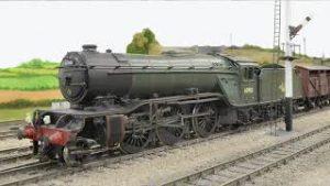 Kit-built model railway locomotives by Tony Wright