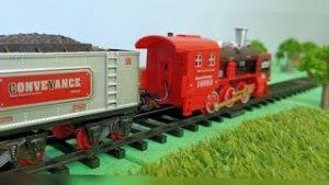 Centy Indian Passenger Model Train | Trains Wonderful Galore 7