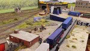 Model Railway East Port Update 21….Does my bum look big lol?