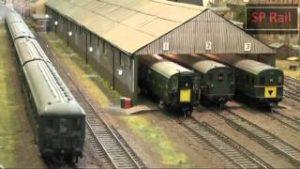 Robertsbridge Model Railway Exhibition (SAMEX 2012)