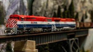 DIAMOND CREEK MODEL RAILWAY EXHIBITION – MELBOURNE, 2O21