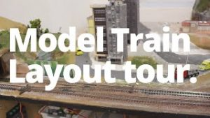 FULL model train layout tour | April 2021|
