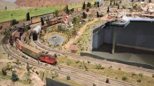 Paul's model railroad update