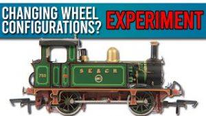 Do Model Trains Still Work With Missing Wheels? | Wheel Arrangement Experiment