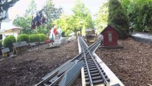 Model Trains and a GoPro