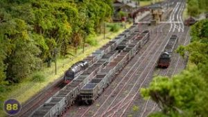 TRAINWEST – Model Railway Exhibition – Virtual Model Train Show