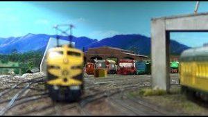 Trains at Saint Johns – Model Railways