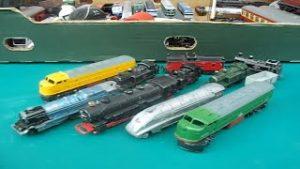 vintage diecast made in england model trains by lone star locos n gauge