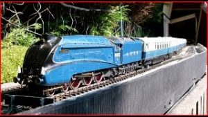 O Gauge Garden Model Railway-West_Riding at Sutterby Junction – HD Update