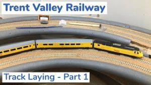 Track Laying for Model Railway – Part 1 ~ Trent Valley Railway #64
