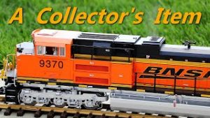 I Love This New BNSF G-Scale Model Train!