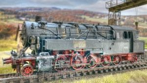 The Magic of Weathering Model Trains with Colors of Acrylicos Vallejo