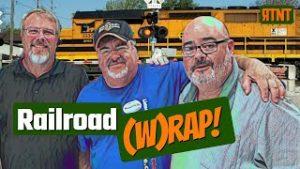 Railroad Wrap the Model Railroad Video Magazine May 2021