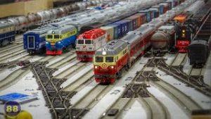Bristol Model Railway Exhibition – Virtual Model Train Show