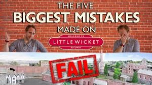Five BIGGEST MISTAKES I Made Building Little Wicket Model Railway ?