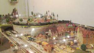 Volker's model trains