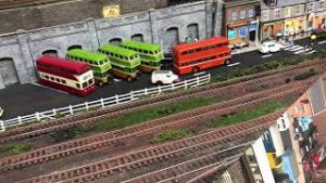 Dave`s Model Railway ..Things go Wrong