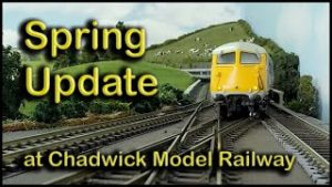 Layout Spring Update at Chadwick Model Railway | 132.