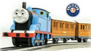 Lionel O-Gauge Thomas & Friends LionChief Electric Model Train Set Review