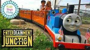 EnterTRAINment Junction   World's Largest Model Railroad Display