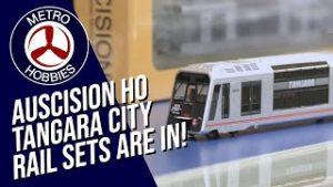 The First Auscision HO Tangara City Rail Sets are here! | Model Train News