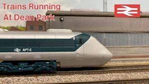 Model Railway | Trains Running | Dean Park 276