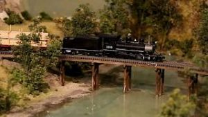 A Tour Of The Central Coast Model Railroad