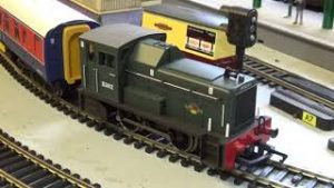 Just a Toy Train Part 2