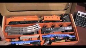 Vintage Lionel 027 Model Train Set Makes for Great Historical Collectible