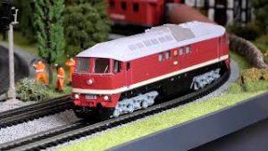Model Railway – Running Session