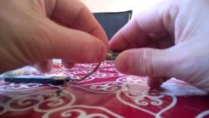 Model train – How to install switch and decoder in Märklin C track turnout