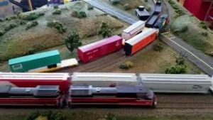 Running some HO Scale Model Trains Amtrak, P&W, New Haven Lines & More!