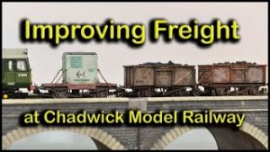 Improving Freight Rolling Stock at Chadwick Model Railway | 127.