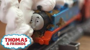 Thomas & Friends™ | Squeaky Clean Thomas | NEW | Watch Out, Thomas! | Toy Trains for Kids