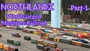 Track Ahead Northlandz -Largest Model Train Exhibit In USA |Worlds Largest Miniature  Railroad Part1