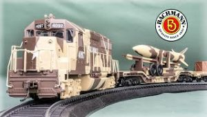 Bachmann HO-Scale Strike Force Model Train Set Review
