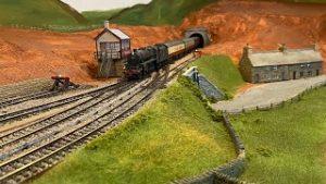Ballast, Backscenes, Roads & Scenery – Yorkshire Dales Model Railway