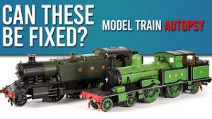 Faulty Model Train Autopsy | Can They Be Fixed?
