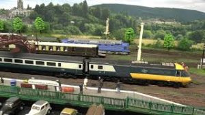 Dave`s Model Railway..HST and a few more