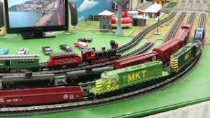 2021 New Braunfels Model Railroad Jamboree – Trains Running on the TTAT Layout