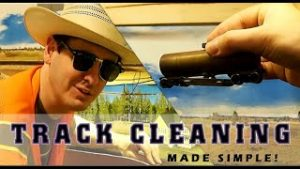 How to Clean Model Railroad Track The Easy Way