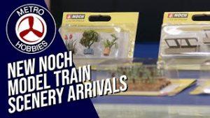 Noch Model Train Scenery New Arrivals | Model Train News