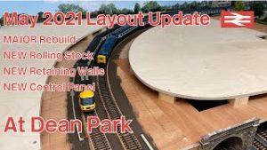 Model Railway | May 2021 Layout Update | Dean Park 278