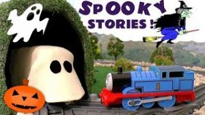 Thomas & Friends Toy Trains Spooky Stories for kids