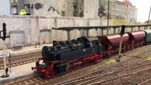 Masterpiece of Rail Transport Modeling: An East German Model Railway Layout in HO scale