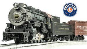 Lionel O-Gauge Pennsylvania Flyer Model Train Set Unboxing & Review