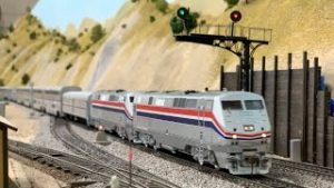 NON STOP HO Scale Model Trains: Amtrak, SP, UP & more | Ep.22